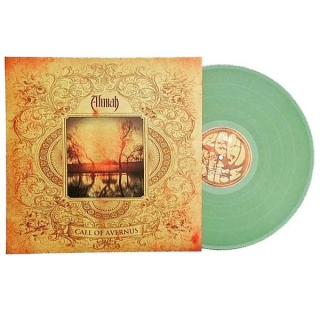 """Alunah Call of Avenus 12"""" Vinyl Album (Olive Green)"""