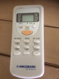 Amcor Remote Control
