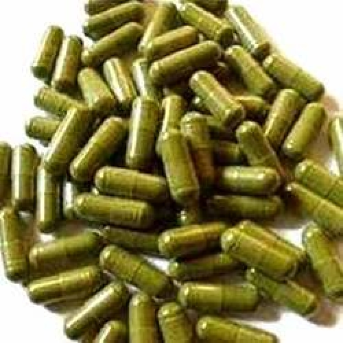 Ⓥ 90x Moringa Vegan Caps - ALL ORGANIC NATURAL Powdered Pills 750mg Each - 00 Caps Ⓥ