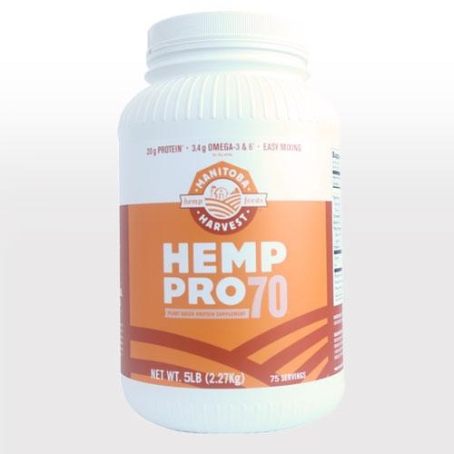 Certified Organic HEMP PRO 70 - 5Lb PlottPalmTrees.com
