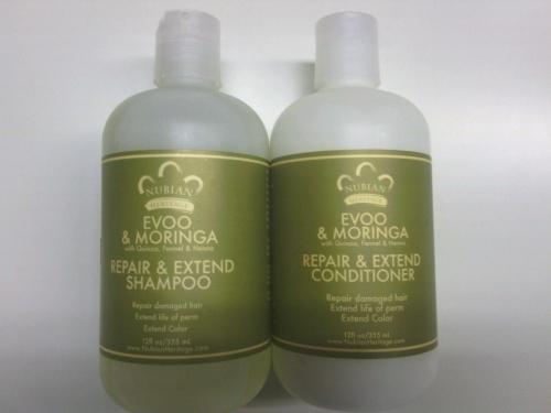 Ⓥ Moringa  Shampoo, Conditioner,