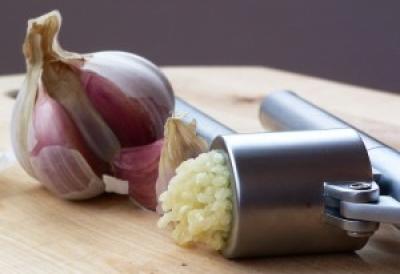 Garlic:...