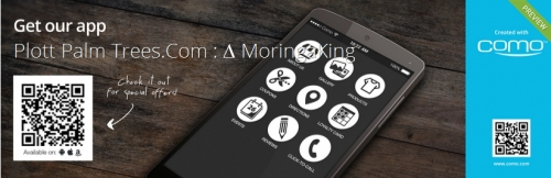 New MoringaSOP app From Moringa Kingdom™  ∆ App of the Month is....∆ MoringaSop King™ ∆ ~E.G.PLOTTPALMTREES.COM~