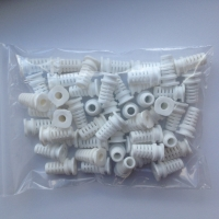 x40, Electric Cable Grommets, 4mm Internal Hole Diameter, Rubber Material, Best Quality