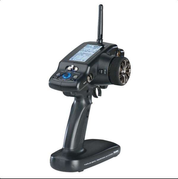 Futaba 4PLS 4-Channel 2.4GHz T-FHSS Telemetry Radio
