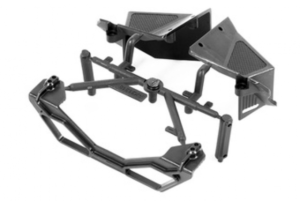 AX31318 RR10 Battery Tray Chassis Components