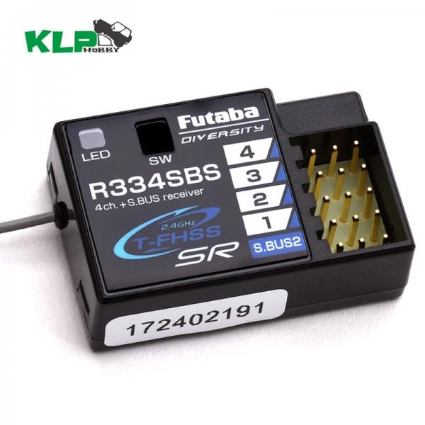 FUTABA T-FHSS 4 Receiver 7PX/4PX/4PV/4GRS R334SBS