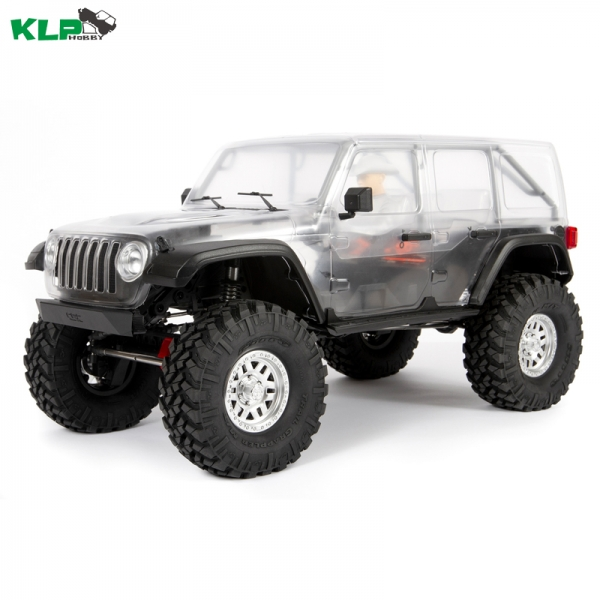 AXIAL 1/10 SCX10 III Jeep JLU Wrangler with Portals 4WD Kit Item AXI03007