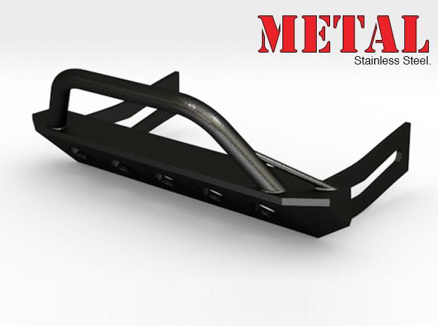 KNIGHT Customs AD10009 Deadbolt bumper (SCX10) 3D print