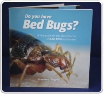 Do You Have Bed Bugs Book by Stephen Doggett