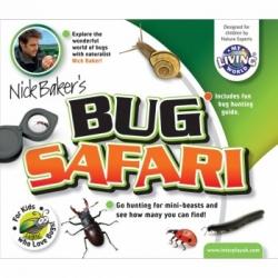 Bug safari- Nick Baker