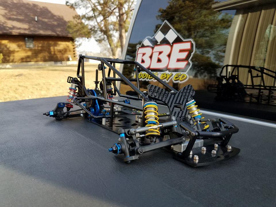 B6 Blade Sprint Car