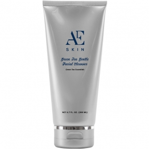 A E Skin Green Tea Gentle Facial Cleanser