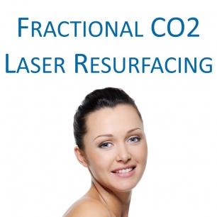 Fractional CO2 Laser Resurfacing