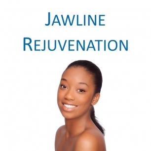 Jawline Rejuvenation - 2 syringes of Voluma and 48 units of Botox