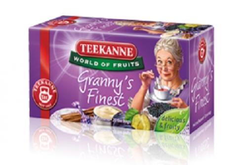 Teekanne Granny's Finest Tea
