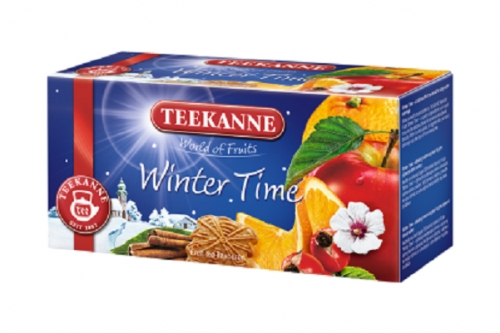 Teekanne Winter Time