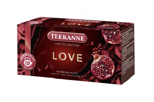 Teekanne LOVE (Pomegranate)