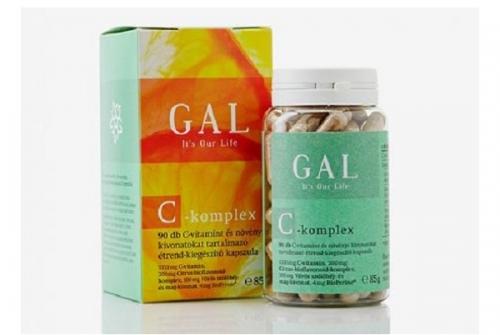 GAL vitamin C-complex 90 capsules