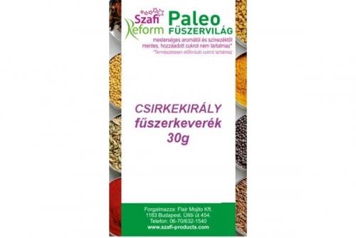 Szafi Reform Paleo Csirkekirály fűszerkeverék 30g