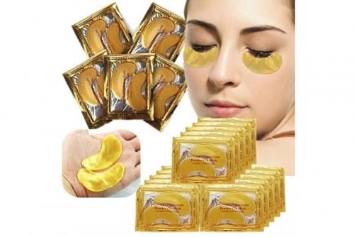 Dr Chen szemmaszk kollagénnel és 24 karátos arannyal 1pár