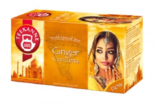 Teekanne Ginger Curcuma Tea