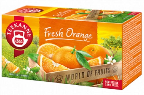 Teekanne Fresh Orange Tea