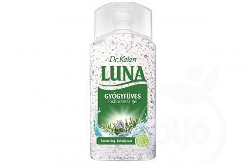 Dr Kelen luna sósborszesz gél gyógyfüves 150 ml