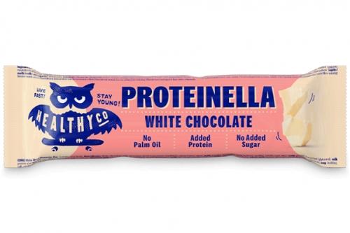 HealthyCo Proteinella fehércsokoládés szelet 35g