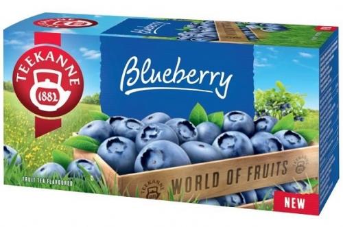 Teekanne Blueberry Tea