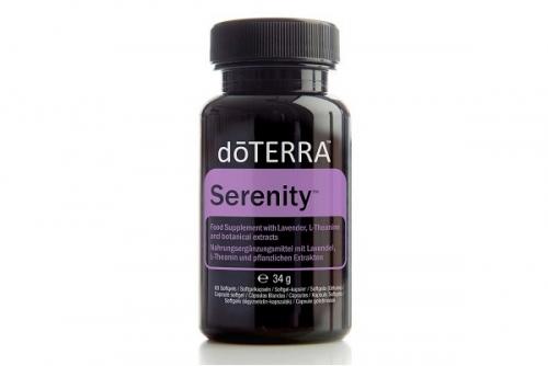 doTERRA Serenity® Restful Complex Lágyzselatin kapszula 60db