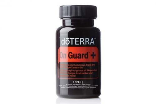 doTERRA On Guard+™ Lágyzselatin kapszula 60db