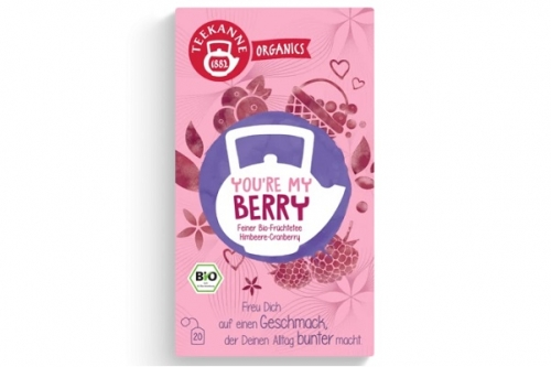 Teekanne Organics You're my berry Tea