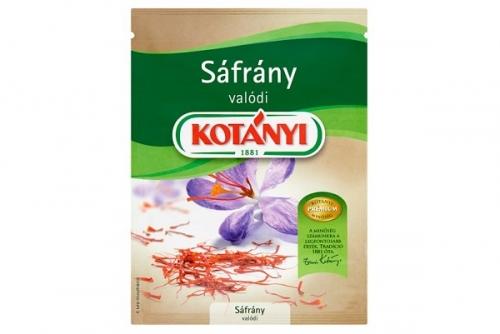 Kotányi Sáfrány 0.12g
