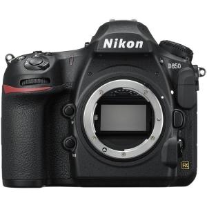 Nikon D850 FX-format Digital SLR Camera - Body Only