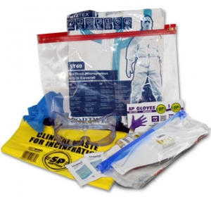 Disposable Health Protection Kit - Personal Protective Equipment