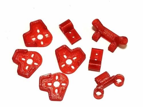 LR4 Katana 3D Printed Accessories
