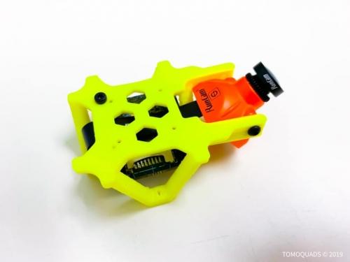 3D Printed TPU  HD Camera Mount