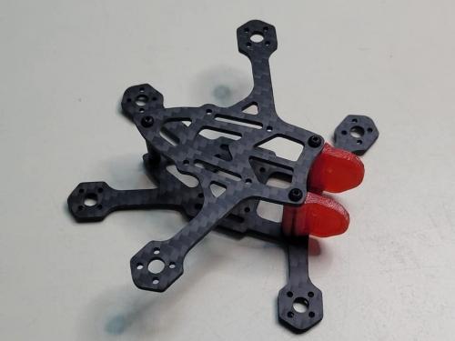 Evo-H 40mm  Nano Hexacopter  Frame Kit