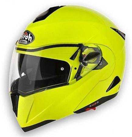 Airoh Helmet C100 High Visibility XLarge