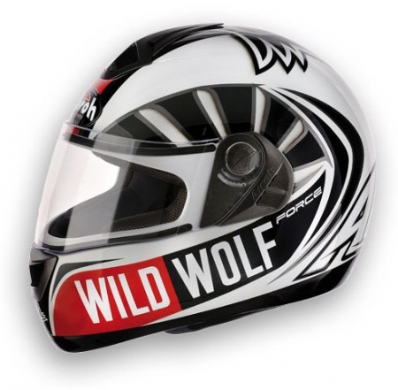 Airoh Helmet Aster-X Wild Wolf Large