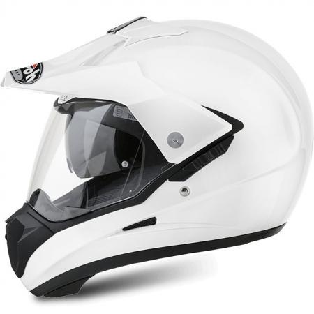 Airoh Helmet S5  White Gloss