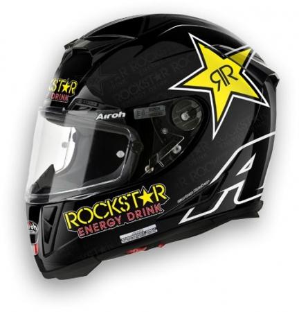 Airoh Helmet GP500 Rockstar