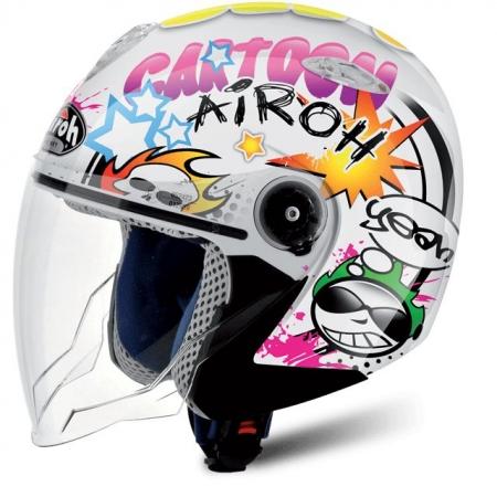 Airoh Helmet Mr.Jet Cartoon