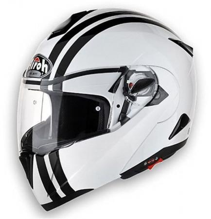 Airoh Helmet Flash White