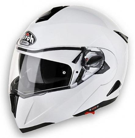 Airoh Helmet C100 White Gloss