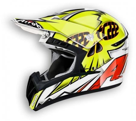 Airoh Helmet CR901 TC14 Gloss