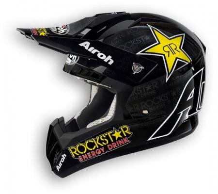 Airoh Helmet CR901  Rockstar