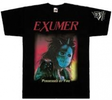 Exumer - Possessed by Fire T-Shirt