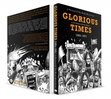 """GLORIOUS TIMES """"A Pictorial Of The Death Metal Scene – 1984-1991"""""""